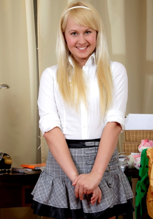 Mila - Creampie-Angels - Fantastic teenage cutie enjoys